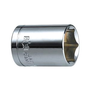 鹰之印套筒头子六角白21mm(83321)