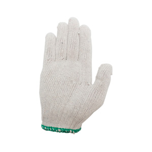 600克純棉紗手套 白手套燈罩棉紗線手套 耐磨勞保手套 細紗手套