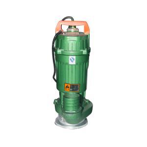 上海人民 铝壳潜水泵(大元式) 1寸 QDX1.5-16-0.37