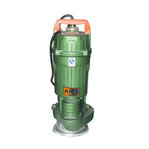 上海人民 鋁殼潛水泵(大元式) 1寸 QDX1.5-32-0.75