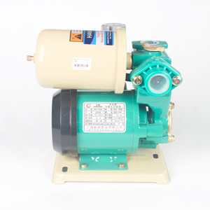 韩进水泵PHJ型家用全自动冷热水自吸泵热