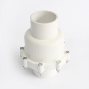 优质 塑胶止回阀 dn160