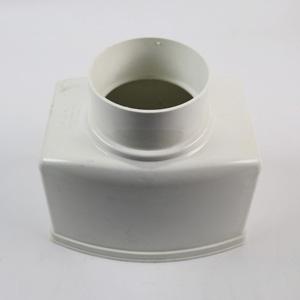 五一 PVC排水方形雨水斗 110