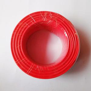 新亚 BVVR 1*1.5mm2红色100米(清远)