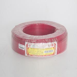 铁城 ZR-BVV1.5mm 双塑多支(红色)