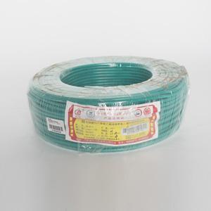 铁城 ZR-BVV1.5mm 双塑多支(绿色)