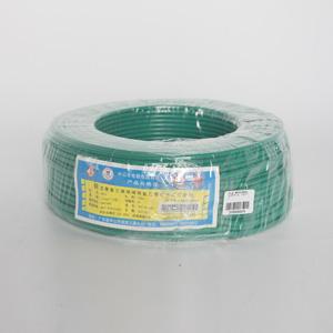 铁城 BVV1.5mm 双塑多支(绿色)