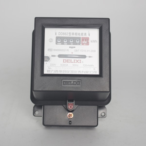德力西 DD862单相电表5(20)A