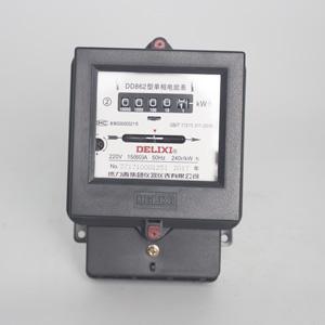 德力西 DD862单相电表15(60)A