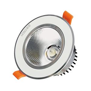 正品雷士照明LED筒燈8公分天花燈客廳4W