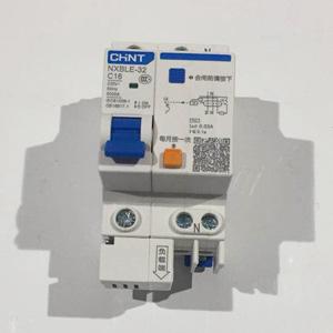 正泰 剩余电流动作断路器 NXBLE-32 1P+N C16 30mA 6KA