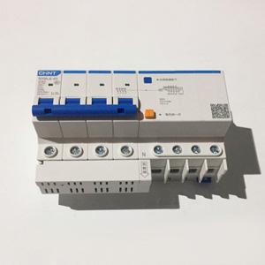 正泰 剩余电流动作断路器 NXBLE-63 4P C40 30MA 6KA