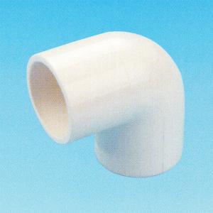莱福达 PVC-U 90°给水弯头 φ90