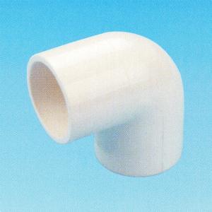 莱福达 PVC-U 90°给水弯头 φ75