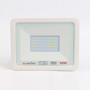 格能 LED 超薄投光灯 50W 白光(足功率) 防摔防雷击