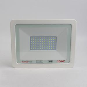 格能 LED 超薄投光灯 100W 白光(足功率) 防摔防雷击