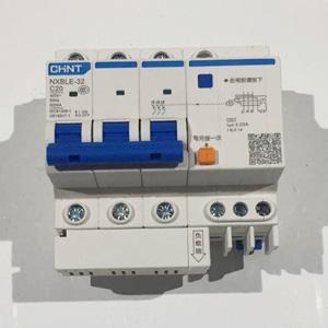 正泰 剩余电流动作断路器 NXBLE-32 3P C20 30MA 6KA