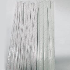 卷黄蜡管玻璃纤维套管绝缘高温管1 mm