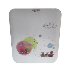 12L衛生間水箱紙巾盒3D水箱靜音加厚廁所水箱沖水箱水箱家用