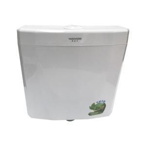 不銹鋼蹲便器水箱蹲坑廁所靜音沖水箱節能雙按式馬桶水箱掛墻水箱