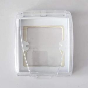 优质 开关防水盒 86型 通用透明