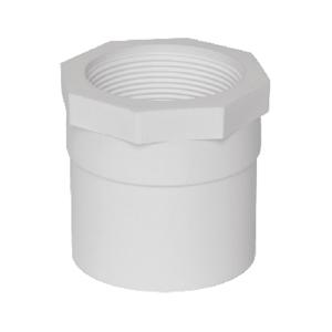 """联塑 内丝直接头(PVC-U给水配件)白色 dn110X4"""""""