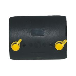 联塑 电熔套管(PE配件)黑色 dn63