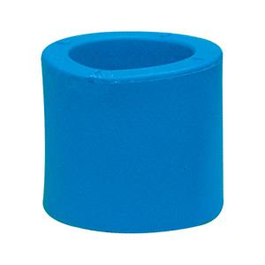 联塑 承插直通(PE配件)蓝色 dn110