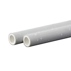 联塑 PP-R塑铝稳态复合冷水直管S4(1.6MPa)灰色 dn110 4M