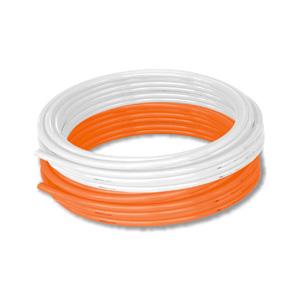 联塑 铝塑耐高温给水管白色 R-1216 100M