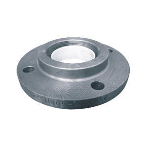 联塑 法兰(1.0MPa)衬塑(PP-R)钢塑复合管件(冷、热水用)白色 dn65