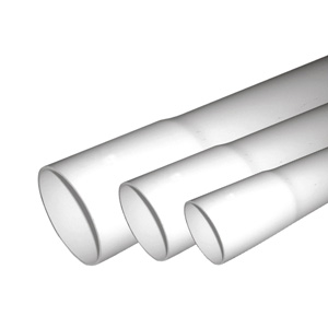 联塑 PVC-U排水扩直口管(A)白色 dn315 4M