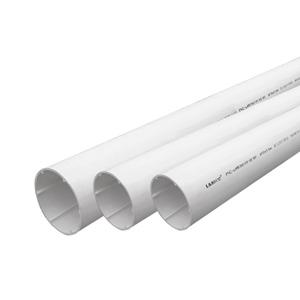 联塑 PVC-U排水螺旋管(2.3)白色 dn75 6M