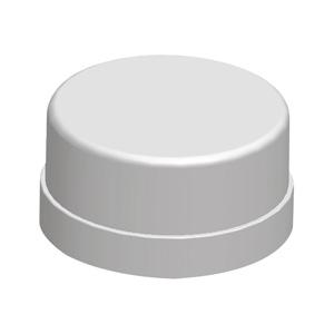 pvc管帽給水配件堵頭 管堵滴水管帽 20 25 32 40 50 63 75 90 110
