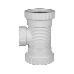 联塑 消音立管检查口PVC-U排水配件白色 dn160