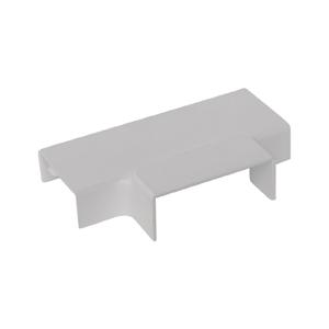 联塑 中大三通PVC线槽配件白色 39×19/24×14