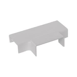 联塑 中大三通PVC线槽配件白色 50×25/39×19