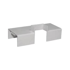 联塑 中小角形三通PVC电线槽配件白色 59×22/39×19