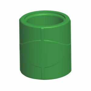 联塑 直通(精品家装管PP-R配件)绿色 dn32