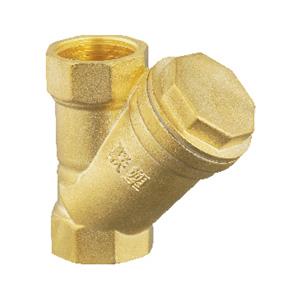 联塑 黄铜过滤器(3/4)DN20