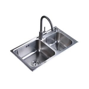 联塑 不锈钢环保水槽 CS11222