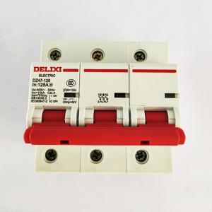 德力西大电流断路器DZ47-1253PC型125A