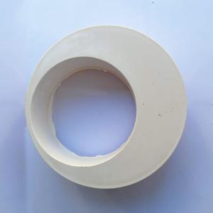 优质 PVC排水大小头 dn250*200 白色