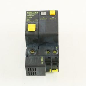 德力西 DZ47wLE 1P+N25A 漏电 黑科技