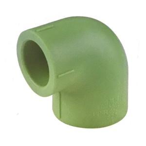 PPR异径弯头变径弯头PPR冷热水管接头配件