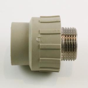 优质 PPR给水管外螺纹直接头 32*1