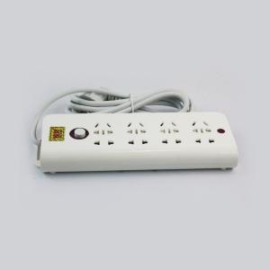 戴利普 智能排插家用拖線板創意插線板插排多功能USB桌面插座帶線五插座孔帶安全門獨立開關插座印花個性排插