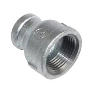 鍍鋅直接 內絲直通外接管古鍍鋅管件4分6分1寸鑄鐵接頭DN15 20 25