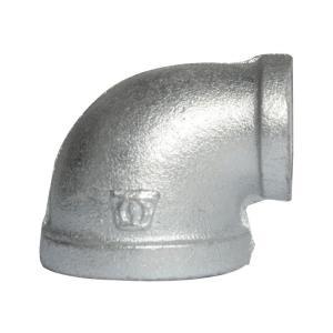 普通 镀锌异径弯头 DN65*50