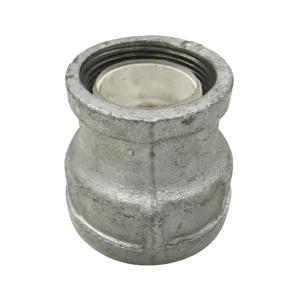 普通 镀锌衬塑异径直接 DN65*20